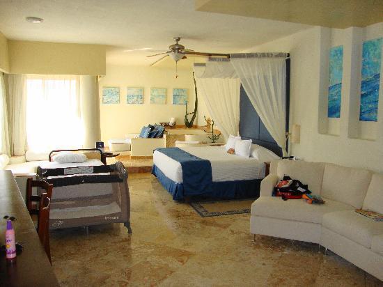 Azul Beach Resort Riviera Maya: Suite 611