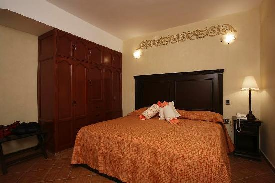 Suites Bello Xochimilco: Recamara principal