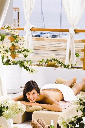 Inca Spa - Paracas: Terrace Massage