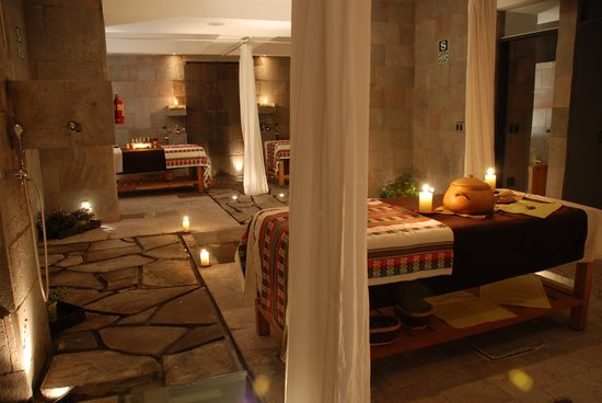 Inca Spa - Cusco : A Five Sense Experience