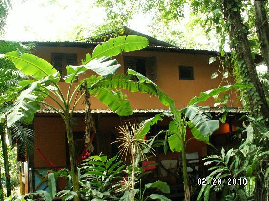 Cabinas Punta Uva: View from the outside