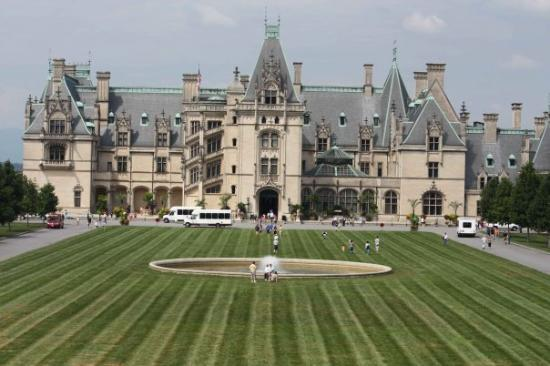Asheville, NC: The Biltmore House