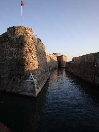 Fortifications of Ceuta