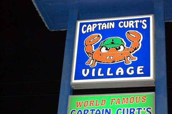 Foto de Captain Curt's Crab & Oyster Bar