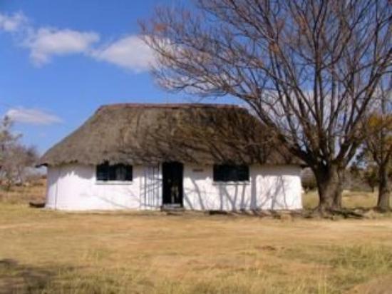 Габороне, Ботсвана: Oodi Weavers, Botswana