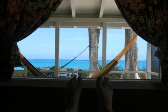 Green Turtle Cay: A room with a view