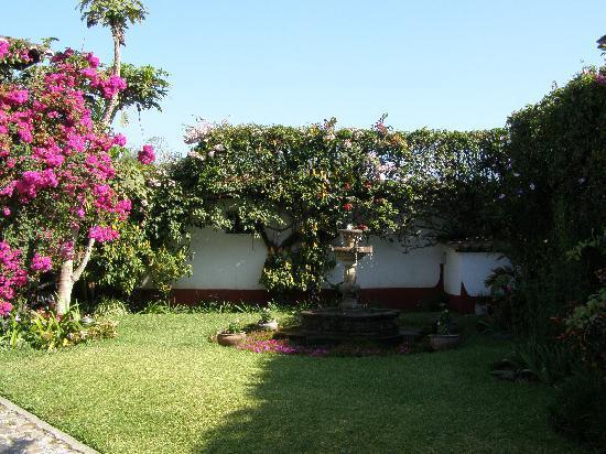 Hotel Casa Concepcion: Casa Concepcion gardens