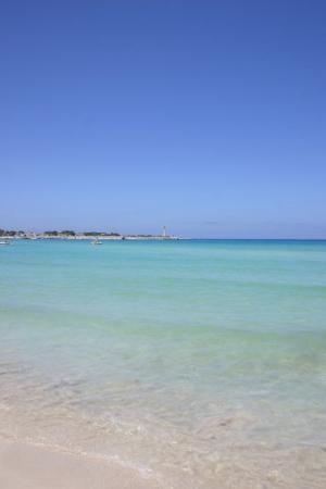 Bellissima spiaggia di San Vito lo Capo