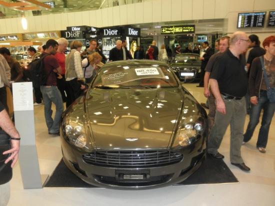 Aston Martin Db9 Doha Picture Of Doha Qatar Tripadvisor