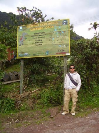 Papallacta, เอกวาดอร์: reserva ecologica cayambe-coca