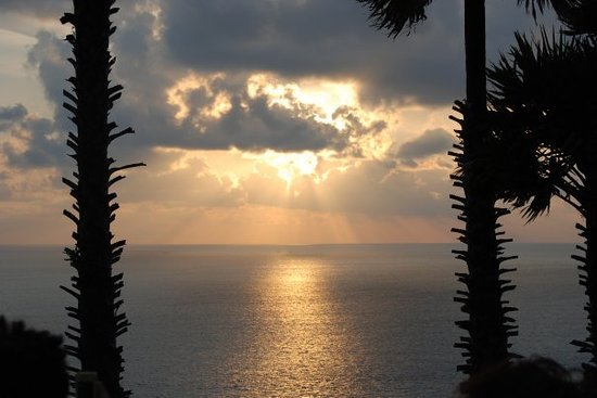 Kathu, Thailand: kan kallas solnedgång