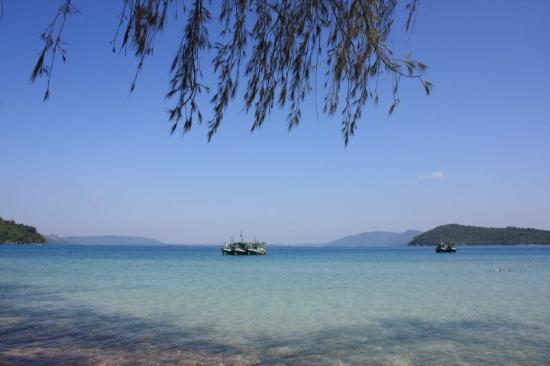 سيهانوكفيل, كامبوديا: Sihanoukville: Bamboo Island