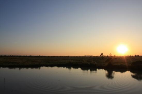Battambang: view from the bamboo train