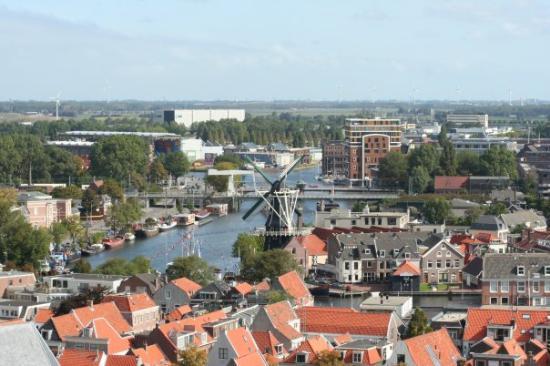Haarlem, Nederland: De Adriaan