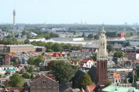 Haarlem, Nederland: nice vew