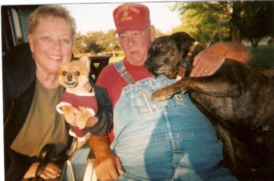 Kahoka, MO: ME,FAUXIE,RALPH AND HARLEY