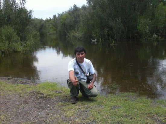Villaguay, Argentina: acá había tantos peces q se podrian agarrar con la mano creo
