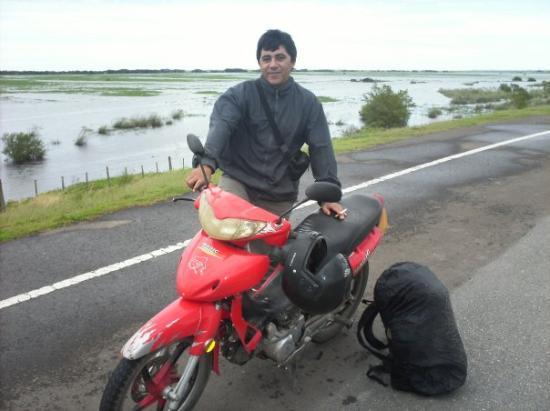 Villaguay, Argentina: un alto antes de victoria