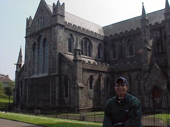 Saint Patrick's Cathedral: St. Patrick's Cathedral -- Ireland
