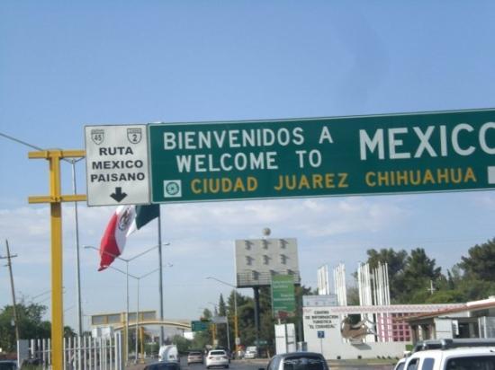 Ciudad Juarez لوحة