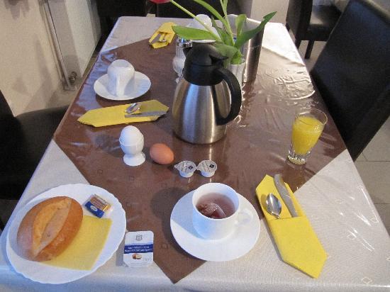 Famosa Hotel : Frühstueck