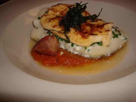 Restaurante Az-Zait: Cod in Tomato Sauce