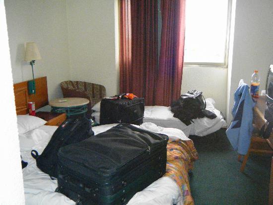 Deborah Hotel Our Messy Room