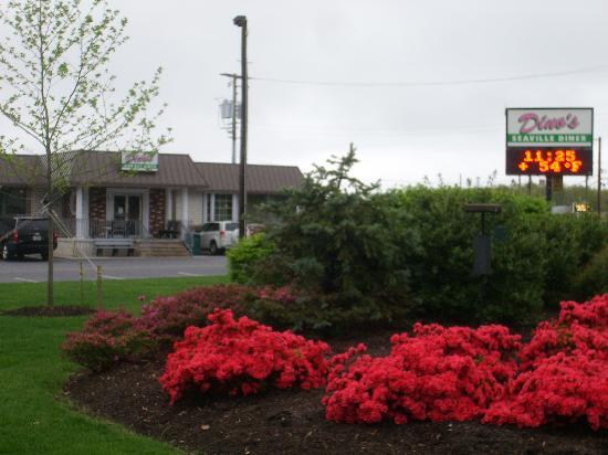 Dino's Seaville Diner: Spring Time at the Shore!