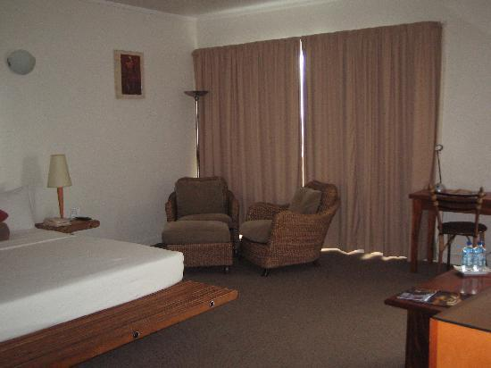 Tanoa Plaza Suva: Executive room