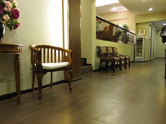 Hotel Eden54: Eden54 Lobby