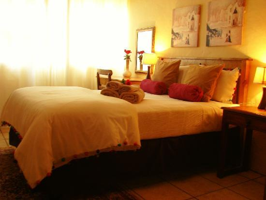 The Green Tree Guest Cottages: Njala Double Rooms