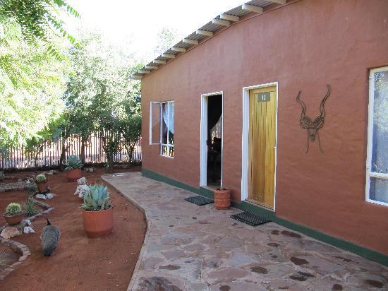 Bagatelle Kalahari Game Ranch: Gardenroom - Zimmer
