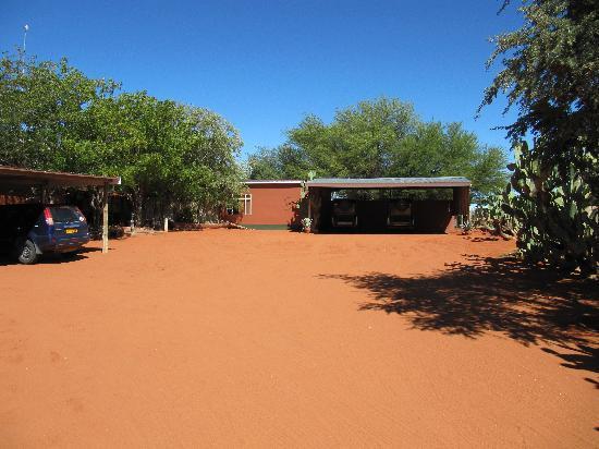 Bagatelle Kalahari Game Ranch: Dune Chalets