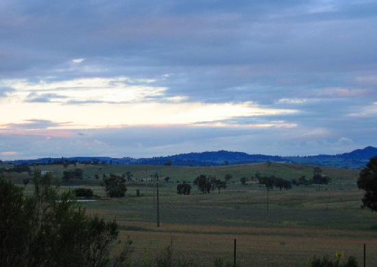 Mudgee, Australia: nice views