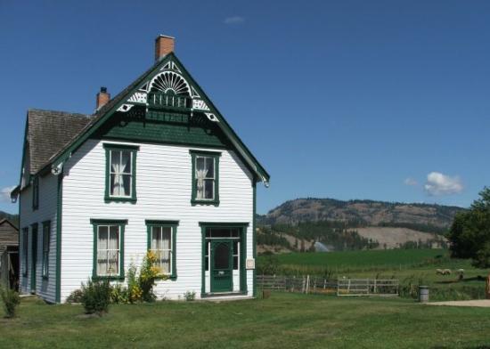 Вернон, Канада: OKeefee Ranch Nr Vernon