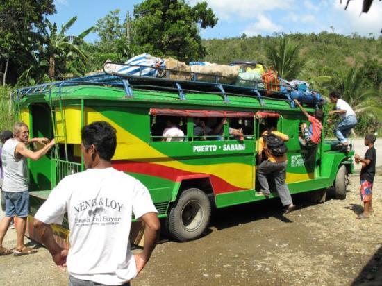 Palawan, Filippinene: Puerto Princessa to Sabang