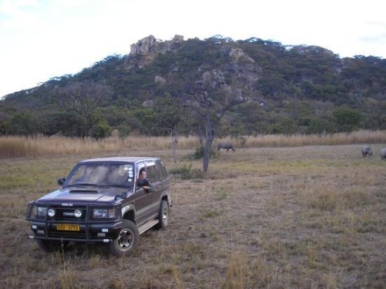 Harare, Zimbabue: Game Drive!!!