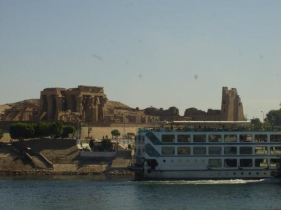 Kom Ombo, Egypt: With over 100 floating hotels on the Nile, seeing the temples and tombs will be my most memorabl