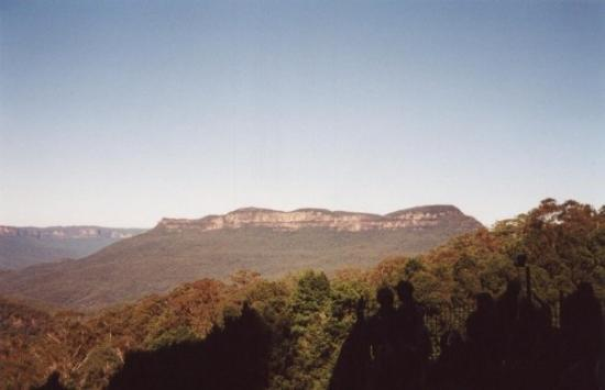 Bilde fra Blue Mountains National Park