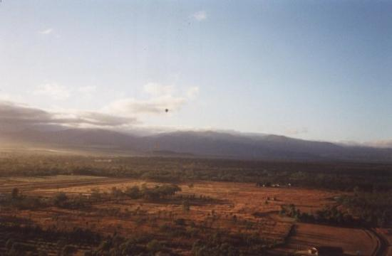 Atherton, Austrália: Views from the Balloon