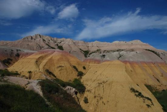 Bilde fra Badlands National Park