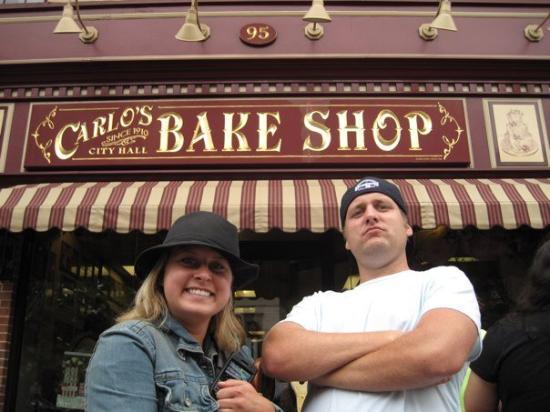 Hoboken, NJ: Cake Boss
