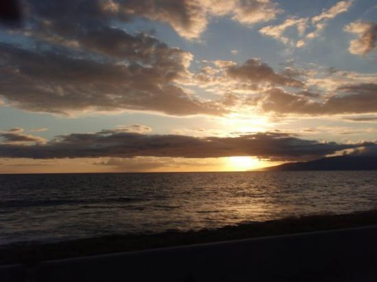 My View Going Home To The Airport I Was So Sad Picture Of Lahaina Maui Tripadvisor