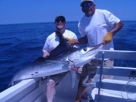Liberia, Costa Rica: Blue Marlin, Costa Rica
