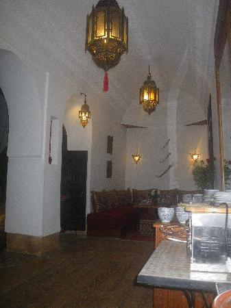 Riad Petit Karmela: Inside the Riad