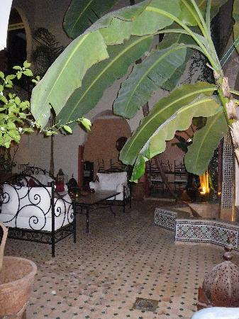 Riad Petit Karmela: Inside the Riad.