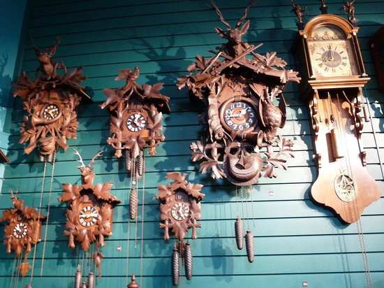 Claphams Clocks - The National Clock Museum