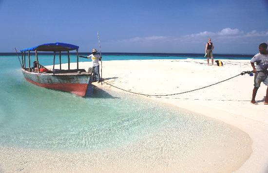 Emayani Beach Lodge: Maziwe, die Schildkröteninsel