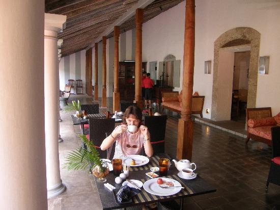 The Wallawwa: Breakfast