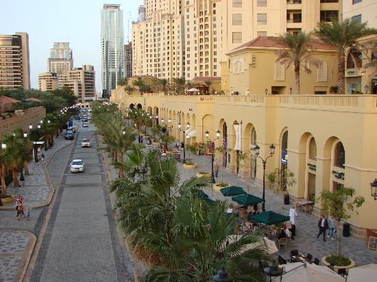 Suha Hotel Apartments by Mondo : The Walk